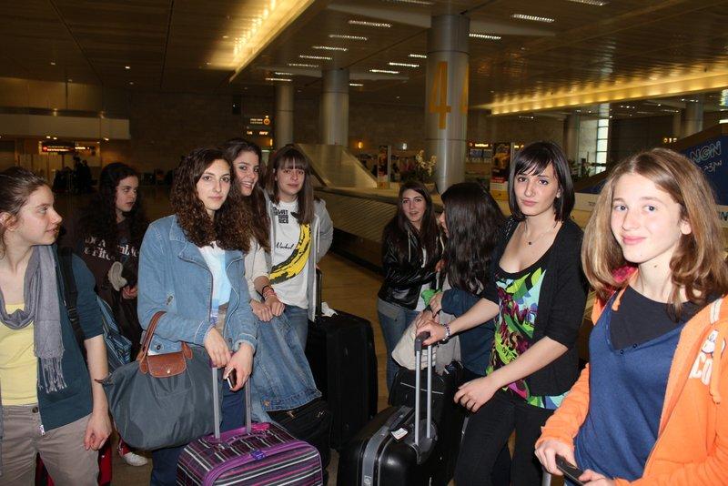 A l'aéroport 2