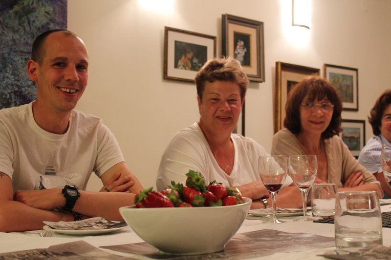 Les fraises de Ramat Hasharon 1