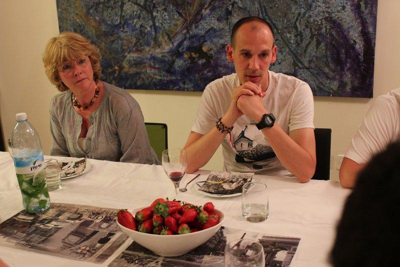 Les fraises de Ramat Hasharon 2