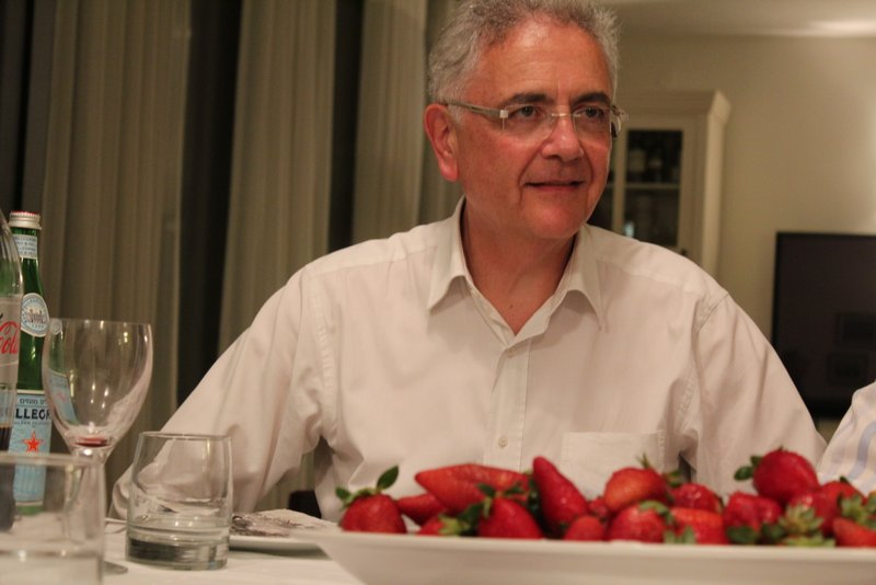 Les fraises de Ramat Hasharon 4
