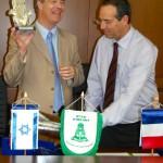 Saint-Maur des Fossés et Ramat Hasharon ont signé un accord de jumelage