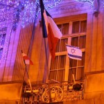 Réception de l'équipe municipale de Ramat Hasharon en Mairie de Saint‐Maur