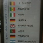 Avez vous remarqué les nouveaux panneaux d'information dans la ville ?