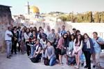 Voyage des jeunes de Saint-Maur à Ramat Hasharon 2012