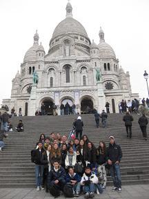 A Montmartre !