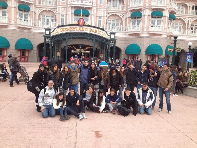 Tous à Disney !