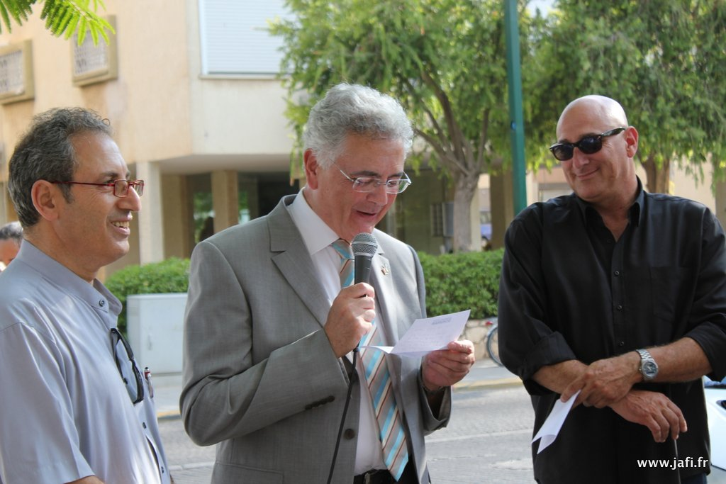 Allocution à l'inauguration de l'exposition de photos de Saint-Maur
